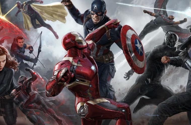 Captain America: Civil War   Zdroj: Oficiální stránky filmu