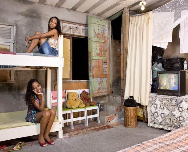 Gessiane a Jessica 20 - Rio de Janeiro Brazílie