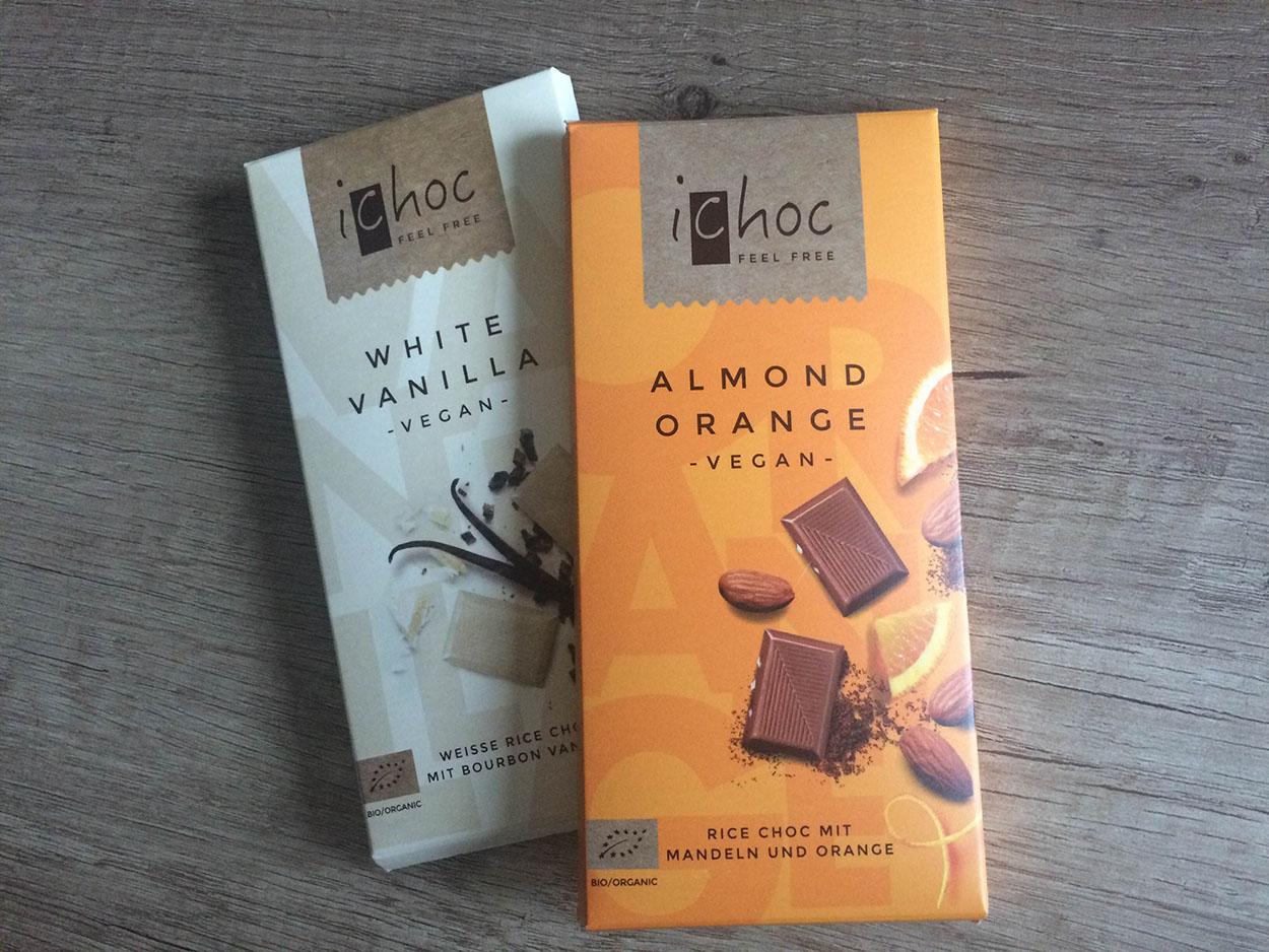 čokoláda ichoc