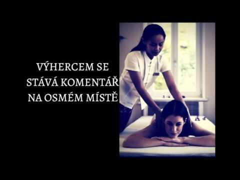 Vyhlášení soutěže o 90 minutovou masáž
